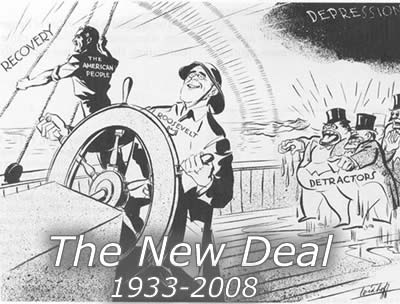new deal recovery of america during The new deal in brief richard walker the new deal was one of the great public experiments in american history crafted pragmatically by the roosevelt administration to fight the great depression of the 1930s, it helped the country recover from economic disaster and put millions of people back to work in the long run,.